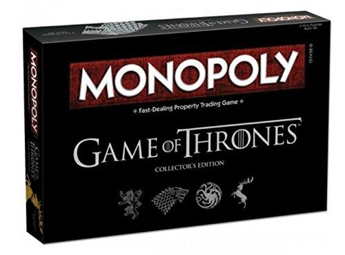 Monopoly Game of Thrones Deluxe: Amazon.es: Libros en idiomas extranjeros
