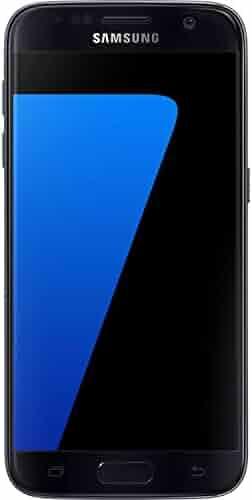 Samsung Galaxy S7 G930A 32GB Black Onyx - Unlocked GSM (Renewed)