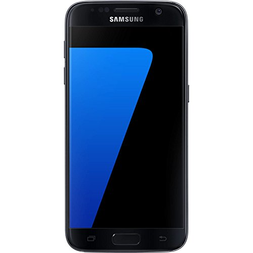 Samsung Galaxy S7 G930A 32GB Black Onyx - Unlocked GSM (Renewed) (Best Deal On A Samsung S8)
