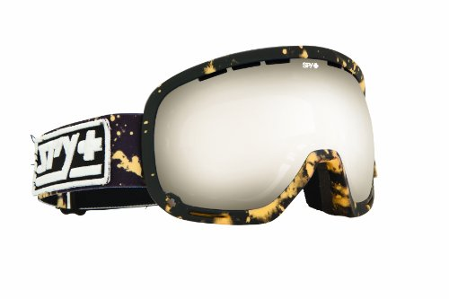 Spy Optic Marshall Goggles (Acid Reign + Flight, Bronze with Silver Mirror), Outdoor Stuffs