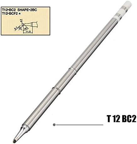 MASUNN T12-Bc2 T12-B2 T12-Bl T12-C1 Punte Saldanti Punte del Ferro da Saldare per Hakko Fx951