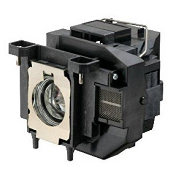 ELP-LP67 Epson Projector Lamp Replacement. Projector Lamp Assembly with High Quality Genuine Original Osram P-VIP Bulb - Epson Elplp67 Replacement