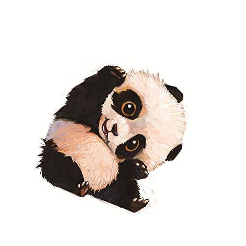 Lovoski ダイヤモンド 刺繍 ペイントキット DIY クロスステッチ 30x35cm 動物スタイル パンダ ホーム 装飾の商品画像
