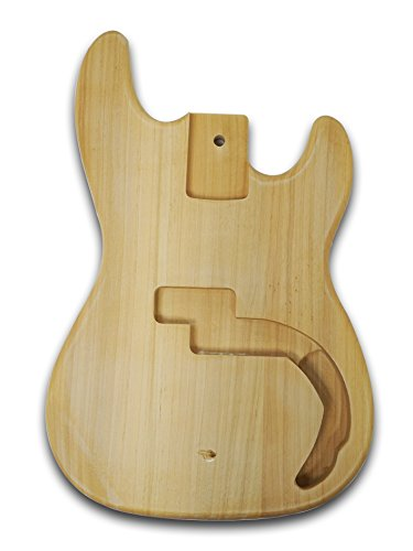electric pb bass guitar unfinished body import it all. Black Bedroom Furniture Sets. Home Design Ideas