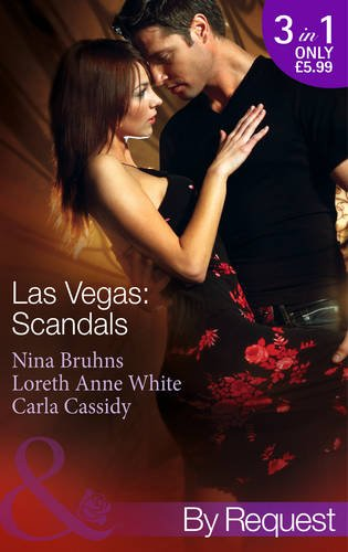 book cover of LAS Vegas: Scandals
