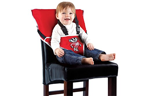 - Cozy Cover NCAA Wisconsin Badgers Unisex Portable Easy Seat, Red, One Size