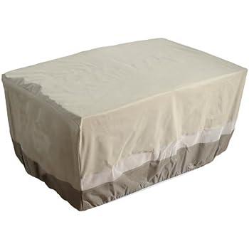 Amazon Com Patio Armor Sf40302 Storage Bench Cover