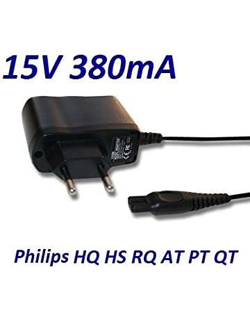 Cargador Corriente 15V Reemplazo Afeitadora Philips Bodygroom TT2040  Recambio Replacement f552c5d9a043