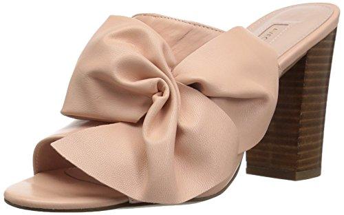 Avec Les Filles Women's Marie Slide Sandal, Pale Peach, 8.5 Medium US