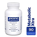 Pure Encapsulations - Metabolic Xtra - Hypoallergenic Supplement Supports Healthy Insulin Function and Glucose Homeostasis* - 90 Capsules