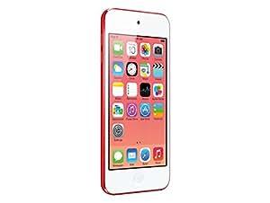 "Apple iPod Touch - Reproductor de MP3 (16 GB, pantalla táctil de 4"", Wifi, Bluetooth) rosa"