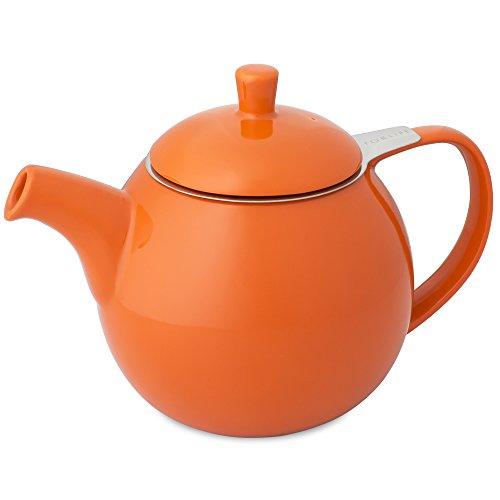 forlife teapot orange - 1