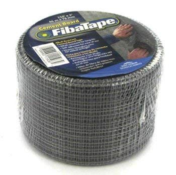 FIBATAPE CEMENT BOARD TAPE 150 FT X 4 INCHES