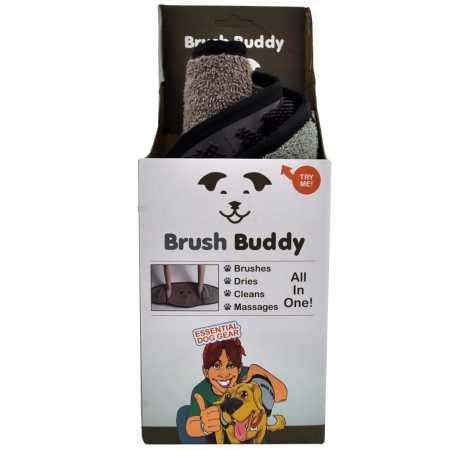 Rough & Tumble Brush Buddy