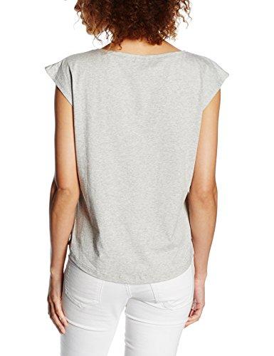 DOLORES PROMESAS, LETRAS DOLORES - Camiseta para mujer GRIS