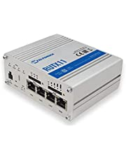 RUTX11 Teltonika Dual Sim WiFi LTE Cat6 Router 0 Series Supported Bands