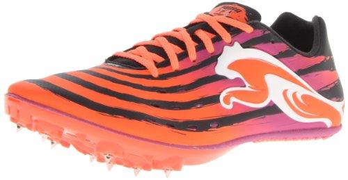 - Pumas Femmes Chaussures Sprint Tfx Noir / Fluo Pêche / Magenta