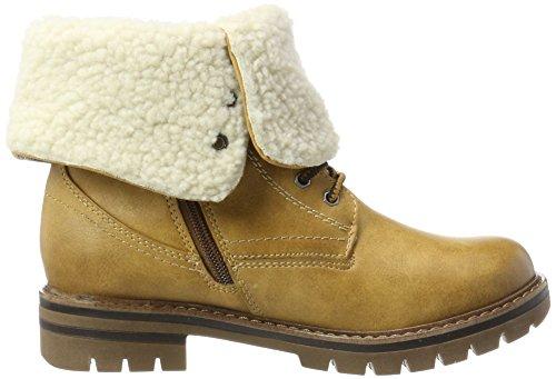 Marco Tozzi Ladies 26241 Snow Boots Yellow (mais Antic Com)