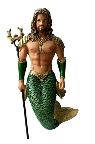 December Diamonds Merman Ornament - Atlantis