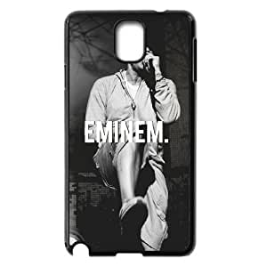 wugdiy Customized Cell Phone Case Cover for Samsung Galaxy Note 3 N9000 with DIY Design Eminem