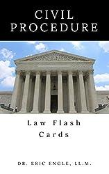 Civil Procedure: Quizmaster Law Flash Cards