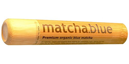 Premium Blue Matcha - Quality Blue Tea Powder - 100% Natural - Perfect for Beverages, Cakes and Culinary Delights