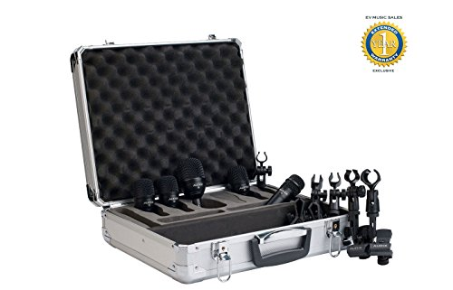 - Audix FP5 5-piece Fusion Drum Mic Package with 1 Year Free Extended Warranty