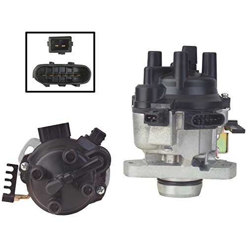 Parts Player New Distributor Fits Mitsubishi Mirage Dodge Colt Eagle Summit 1.5 1.8 2.4 95-96 Dodge Colt Distributor