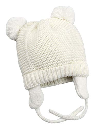 Meykiss Christmas Baby Hat Toddler Earflap