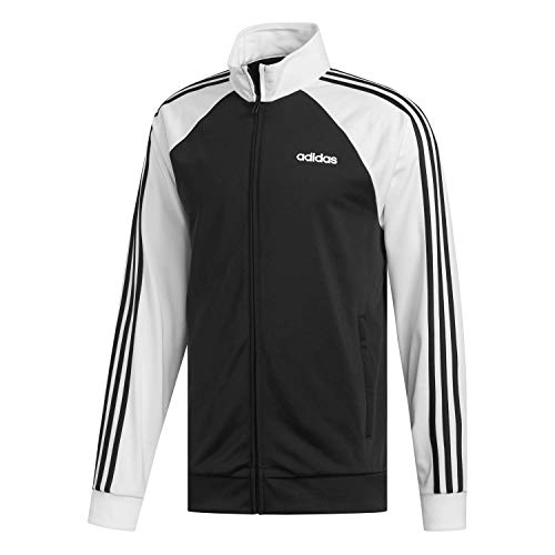 adidas Essentials Men's 3-Stripes Track Jacket