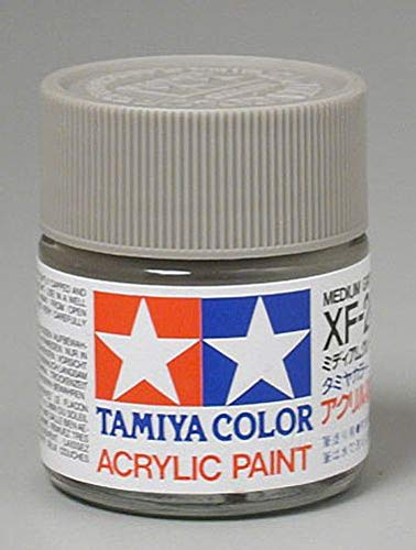Tamiya America, Inc Acrylic XF20 Flat, Med Grey, TAM81320
