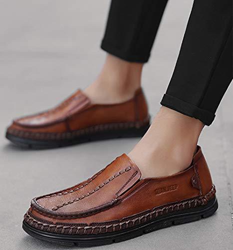 7 Holgazanes De Moda Zapatos Negocio Perezosos Del Conveniente Y Hombres Ocasionales Los BCnnqUP6w