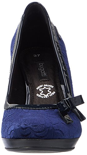 Bugatti Damen Dark Blau 412281746000 Blue Pumps FTRqFrw