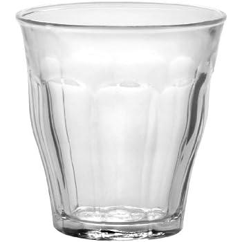 Duralex - Picardie Clear Tumbler 130 ml (4 5/8 oz) Set Of 6