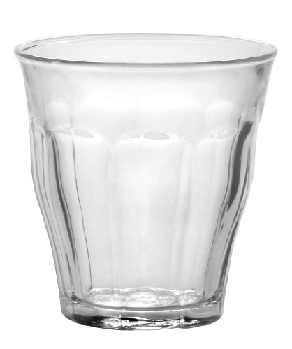 Duralex - Picardie Clear Tumbler 130 ml (4 5/8 oz) Set Of 6