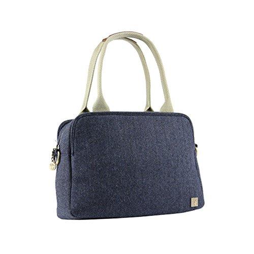 Day Tweed Tote Tweed Bag Blue PaY85Yqwc
