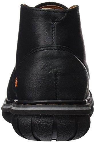 Art Assen Schwarz Stiefel Kurzschaft Black Memphis Damen w05Irqw