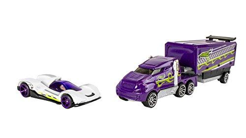 WHEELS Trackin Trucks Hauler Teegray product image