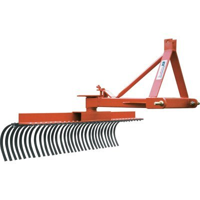 King Kutter XB Landscape Rake - 5ft., Model# TYR-60-XB - Amazon.com : King Kutter XB Landscape Rake - 5ft., Model# TYR-60-XB