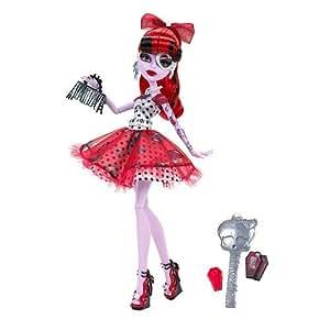 Monster High X4528 - Muñecas Monstruodisco (Mattel) - Surtido: diferentes colores o personajes