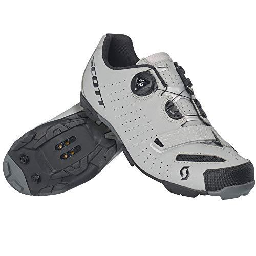 Scott MTB Comp Boa Damen Fahrrad Schuhe Reflective grau/schwarz 2020