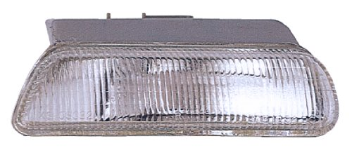 Eagle Eyes CS032-U000L Dodge/Plymouth Driver Side Park/Signal Lamp Lens and Housing CH2530102V rm-EGL-CS032-U000L