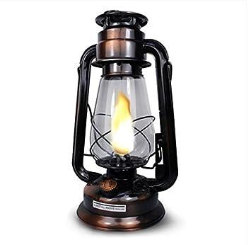ZZZ-Lampada a cherosene illuminazione Vintage retrò lampada a sospensione lampada a kerosene lanterna da campeggio luce tenda di campeggio esterna della lampada luci portatili (dimensioni : 19 Cm)