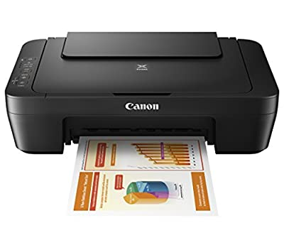 Canon Office Products PIXMA MG2525 Black Wireless Color Photo Printer with Scanner/Copier