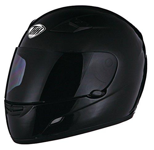 Thh Full Face - THH TS-39 Helmet Gloss Black Small