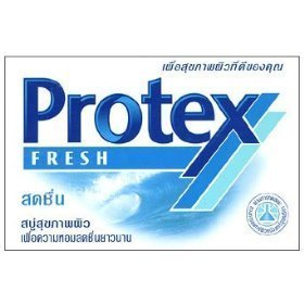 Protex Antibacterial Soap for Skin Health + Agent Fresh Amazing of Thailand (Antibacterial Protex Soap)