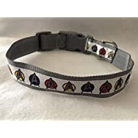 Star Trek Dog Collar, Puppy Collar, Custom Dog Collar, Star Trek Gifts