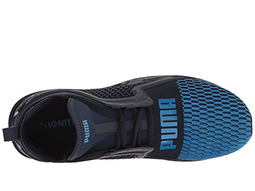 Puma Uomo Ignite Senza Limite Cross-trainer Scarpa Peacoat-french Blu