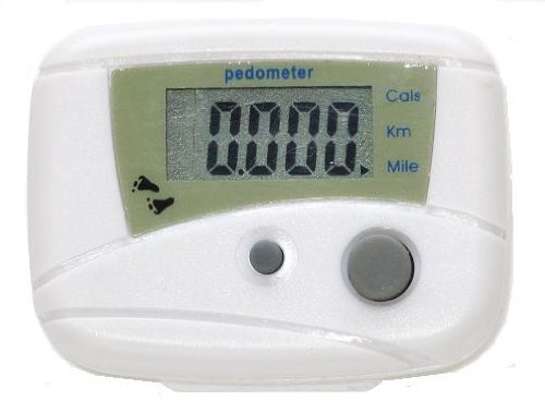 Well-Goal Digital Pedometer - Distance / Calorie Counter by Well-Goal