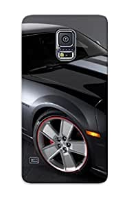 LJF phone case AAXEnpX3863rUrpu Premium 2011 Chevrolet Camaro Synergy Back Cover Snap On Case For Galaxy S5